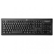 HP Wired Keyboard Classic Black
