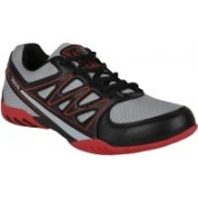 WSL Rocks Endurance Plus Training & Gym Shoes For Men(Black, Red)