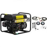 Pachet WAGT 220 DC BSB R26 Generator sudura + kit de sudura + kit de roti si manere