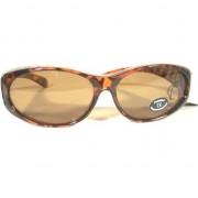Geen Polarized overzetbril/zonnebril voor volwassenen