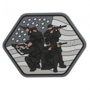 Maxpedition Patch - Tactical Team (Färg: SWAT)