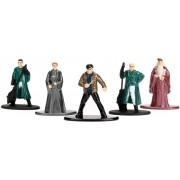 Jada Toys Harry Potter - Mini Figures 5-pack (Wave 2)