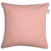 Schöner Wohnen Kissenbezug Doppio 45 x cm Rose Mischgewebe