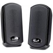 Zvučnici Genius SP-U115, 1,5W, crni, USB