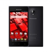 Panasonic Eluga I Dual Sim Black Mobile with compatible charger.