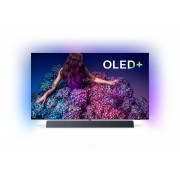 PHILIPS 65 OLED 934/12 OLED-tv (65 inch / 164 cm, UHD 4K, SMART TV, Ambilight, Android ™ 9.0 (P))