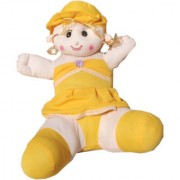Soft toy sitting doll 50 cm for kids SE-St-06