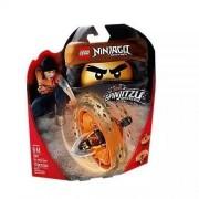 Lego Ninjago 70637 Cole Mistrz Spinjitzu