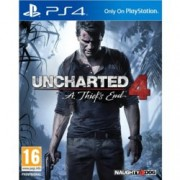Uncharted 4: A Thief's End Standard Plus Edition, за PS4
