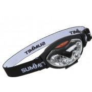 Summit Nightstorm 600 hoofdlamp zwart 8 x 4 cm