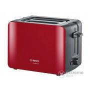 Bosch TAT6A114 ComfortLine kompakt toster, crvena