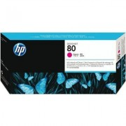 HP 80 (C4822A) Printkop Magenta