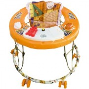 Oh Baby Baby Orange Color Musical Walker For Your Kids WRT-VGF-SE-W-38