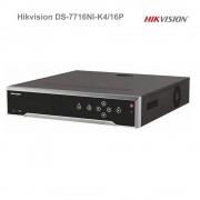 Hikvision DS-7716NI-K4/16P 16-kanálové PoE