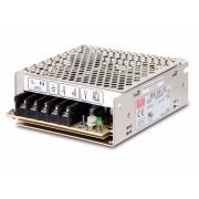 Transformator Sursa Profesionala de tensiune constanta Mean Well RS-150-12 IP20 230V la 12V 4.2A 50W