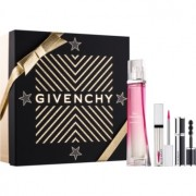 Givenchy Very Irresistible 2012 lote de regalo ХІ eau de toilette 50 ml + brillo de labios 6 ml + máscara de pestañas 4 g