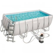 Bestway Power Steel Pool 8.124L 412x20 - Bestway Pool 56457