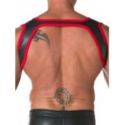 665 Inc. Neoprene Slingshot Harness Black/Red 8676