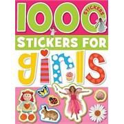 1000 Stickers for Girls 'With Sticker(s)', Paperback/Make Believe Ideas Ltd