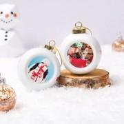 smartphoto Weihnachtskugeln