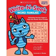 Word Families: Motivating Practice Pages to Help Kids Master Word Families, Paperback/Immacula A. Rhodes