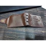 New Vintage Style Men Leatherlite Bifold Wallet (S01) (BP1)
