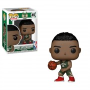 Figurine Pop! NBA Bucks Giannis Antetokounmpo