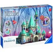 Puzzle 3D Castel Frozen II 216 piese