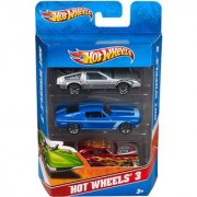 Imstar Hot Wheels Three-car Gift Pack Assortment Colors and Designs Might Vary