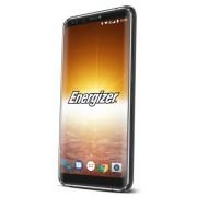 "Telefon Mobil Energizer Power Max P600 S, Procesor Octa-Core 2.5GHz, Ecran 5.9"", 3GB RAM, 32GB Flash, 13MP, Wi-Fi, 4G, Dual Sim, Android (Gri) + Cartela SIM Orange PrePay, 6 euro credit, 6 GB internet 4G, 2,000 minute nationale si internationale fix sau S"