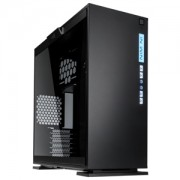 Carcasa In Win 303 Tempered Glass Black