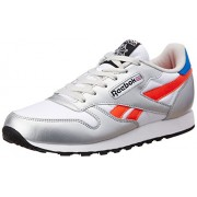 Reebok Classics Women's Classic Protonium W Lp White, Silver, Red and Black Sneakers - 6 UK/India (39 EU)(8.5 US)