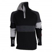 Ulvang Men's Rav Limited Sweater With Zip Svart