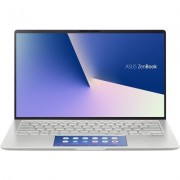 "Лаптоп ASUS ZenBook 14 UX434FAC-WB702T - 14"" FHD, Intel Core i7-10510U, Icicle Silver"