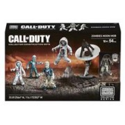 Jucarie Mega Bloks Call of Duty Zombies Moon Mob Playset