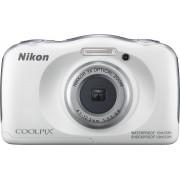 Digitalni foto-aparat Nikon Coolpix W100, Bela