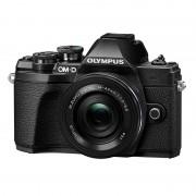 Olympus OM-D E-M10 Mark III + 14-42 EZ Svart
