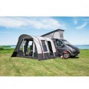 dwt Zelte Aufblasbares Busvorzelt DWT Patron Air HQ mit Schlafzelt