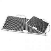 Spiegelverwarming Sanicare 27.4x57.4cm Anticondens Zelfklevend