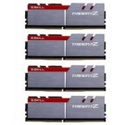 G.Skill 64 GB DDR4-RAM - 3000MHz - (F4-3000C14Q-64GTZ) G.Skill Trident Z Kit - CL14