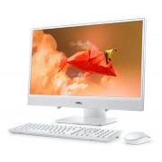 "Dell Inspiron 3480 AIO 23.8"" 1920x1080 Touch PC White, i3-8145U 2.1GHz, 8GB RAM, 1TB HDD, Intel HD graphics, Win 10 Home"