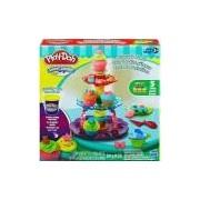 Brinquedo Conjunto Play-Doh Torre de Cupcake - Hasbro