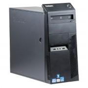 Lenovo ThinkCentre M92P Intel Core i7-2600 3.40 GHz, 4 GB DDR 3, 500 GB HDD, DVD-RW, 1 GB GeForce 605, Tower, Windows 10 Home MAR