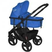Бебешка комбинирана количка Lorelli CALIBRA3 2in1 Blue 2015, 10020781503