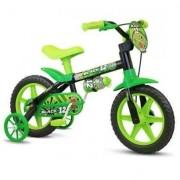 Bicicleta Black 12 Aro 12 - Nathor - Masculino