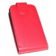 Калъф тип тефтер за Samsung S7270 Galaxy Ace 3 Червен