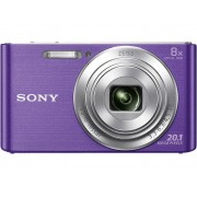 Sony Cyber-Shot DSC-W830V Digitale camera 20.1 Mpix Zoom optisch: 8 x Violet