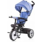 Tricicleta Chipolino Tempo linen Albastru