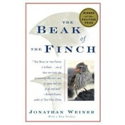 The Beak of the Finch: A Story of Evolution in Our Time, Paperback/Jonathan Weiner