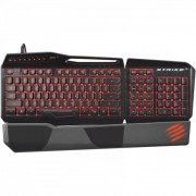 Tastatura Mad Catz STRIKE 3 gloss black
